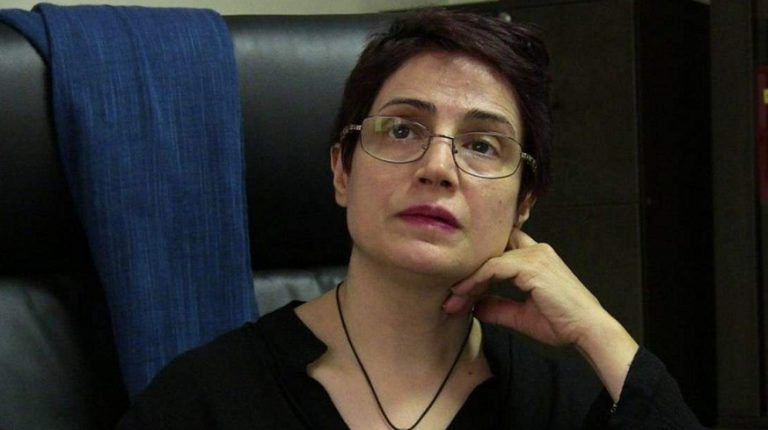 Iran Sentences Woman To 38 Years In Prison & 148 Lashes For Defending Women's Rights