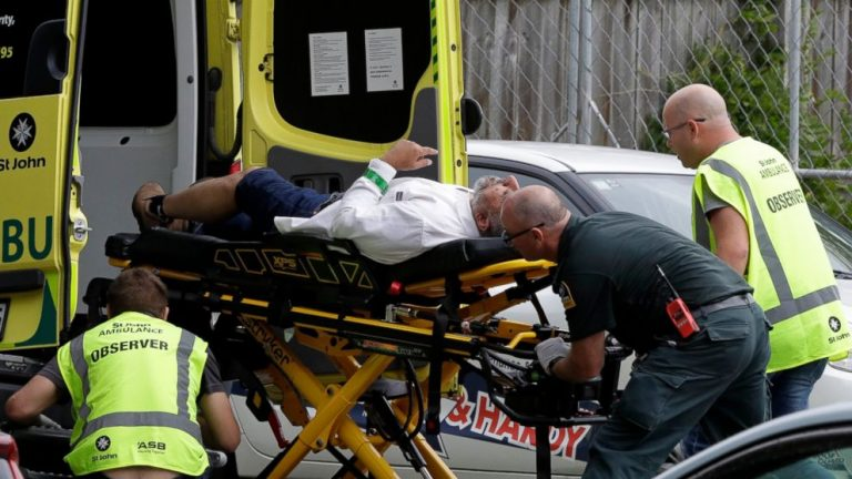 New Zealand: Attacks on Christchurch Mosques Leave 49 Dead, Dozens Injured