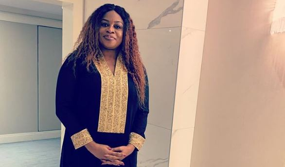 Gospel Singer Sinach Welcomes First Baby 5 Years After Marriage
