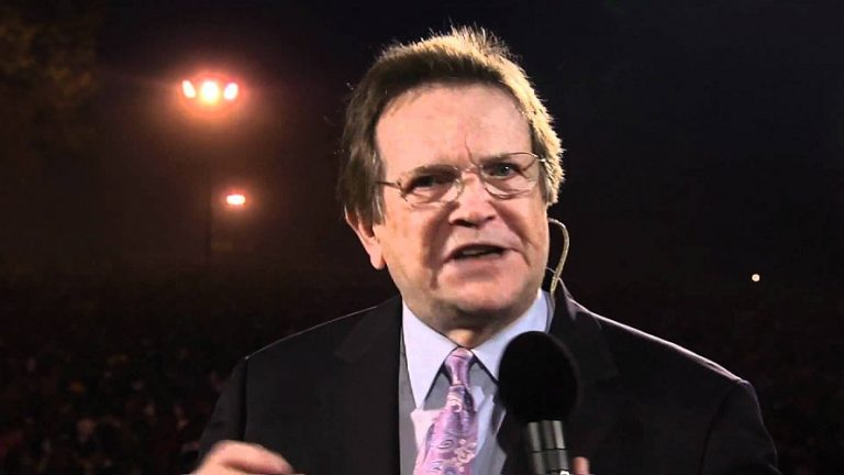 Biography Of Evangelist Reinhard Bonnke