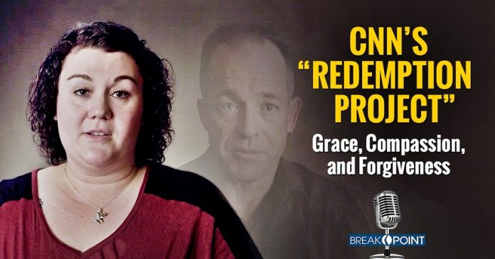 CNN Redemption Project - Grace, Compassion, and Forgiveness