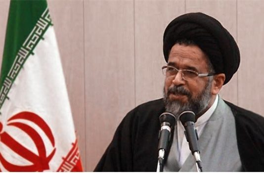 Iran's Intelligence Minister - Mahmoud Alavi
