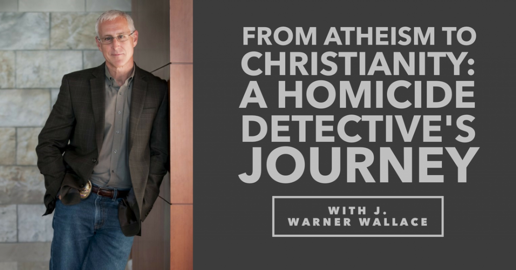 Jim Warner Wallace, Smart Atheist Detective who Became a Christian