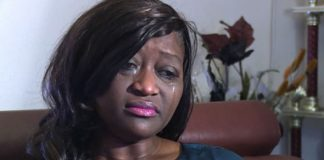 Sarah Kuteh, a Christian nurse dismissed from her job for talking to patients about her faith