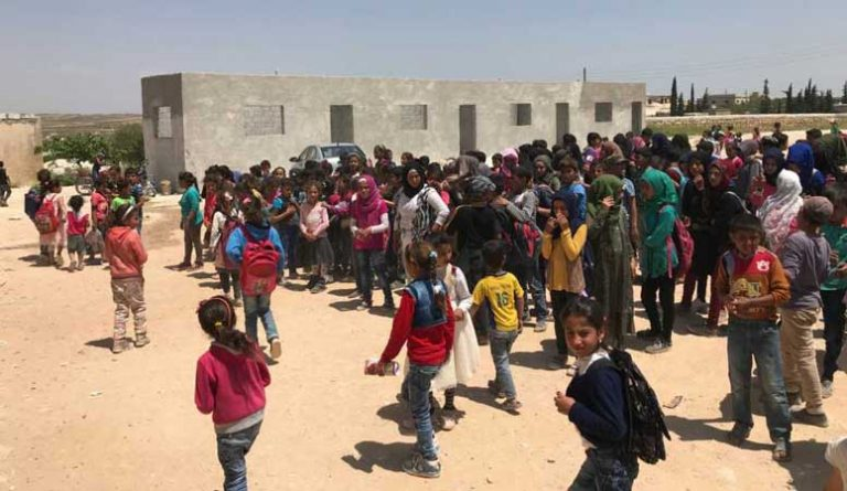 Christianity Grows In Syrian Town Once Held By ISIS