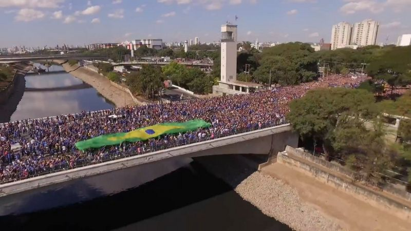 Brazil March For Jesus 2019