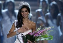 Rima Fakih, former Miss Michigan, was crowned Miss USA in 2010