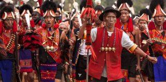 Naga Tribe - India