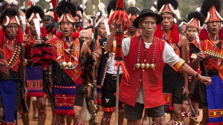 From Head Hunters To Christ Followers: The Story Of The Naga Tribes