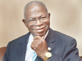 Pastor Elijah Abina - GOFAMINT General Overseer