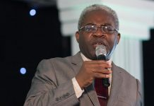 Rev. (Dr.) Chris Tunde Joda