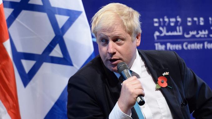 UK Leadership Frontrunner Boris Johnson