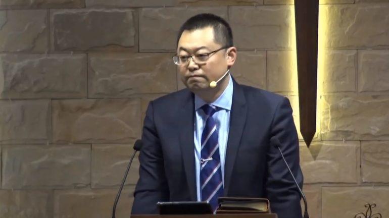Chinese Pastor Wang Yi