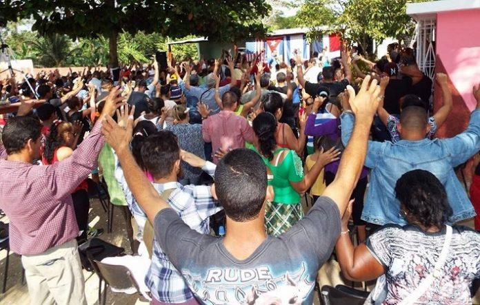 Cuba-Christians