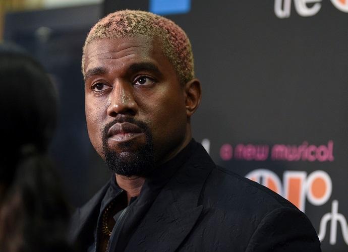 Kanye West Drops New Album Titled 'Jesus Is King'