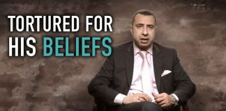 Majed El Shafie - Tortured for his faith in Jesus Christ