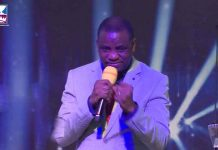 Rev. Samuel Aboyeji - G.O. Foursquare Gospel Church, Nigeria