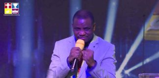 Rev. Samuel Aboyeji - G.O. Foursquare Gospel Church, Nigeria