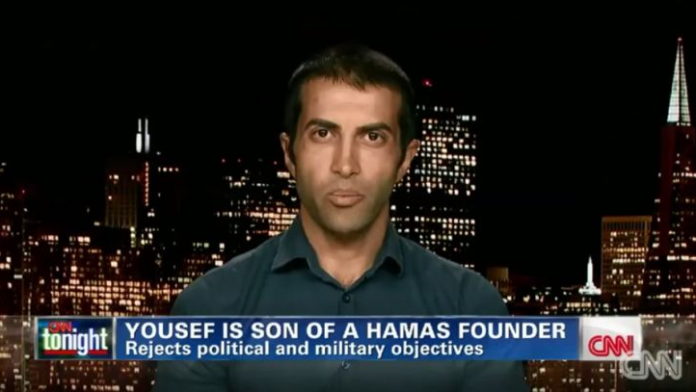 Son of Hamas leader Mosab Hassan Yousef converts to Christianity