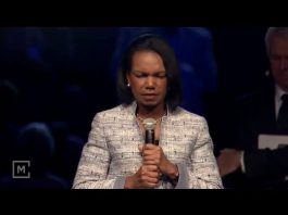 Former US Secretary of State Condolezza Rice's Prayer For America