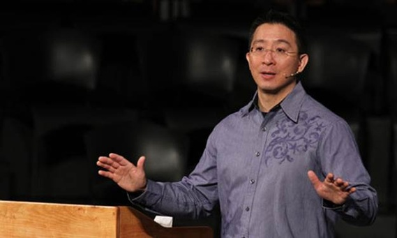 Christopher Yuan - From Gay to Jesus