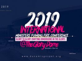 Dunamis Int'l Ministers' Flaming Fire Conference 2019
