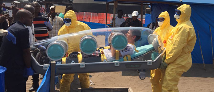 300 Churches Team Up With World Relief To Fight Ebola