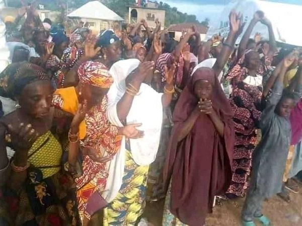 Thousands Of Muslims Give Their Lives To Christ In Kogi State (Photos)