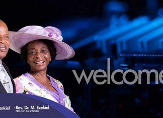 Rev. Dr. Obiora and Rev. Dr. Mercy Ezekiel