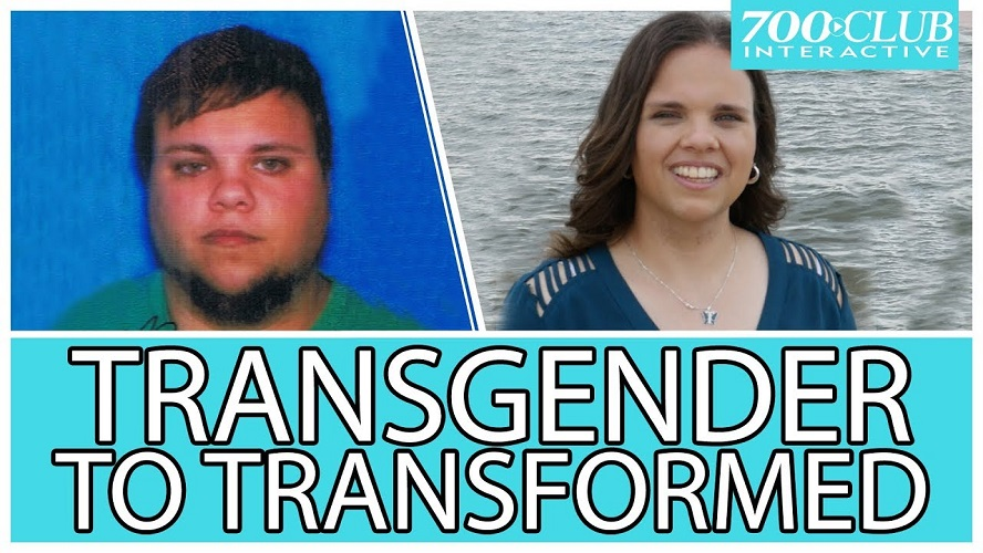 Transgender to Transformed Laura Perry