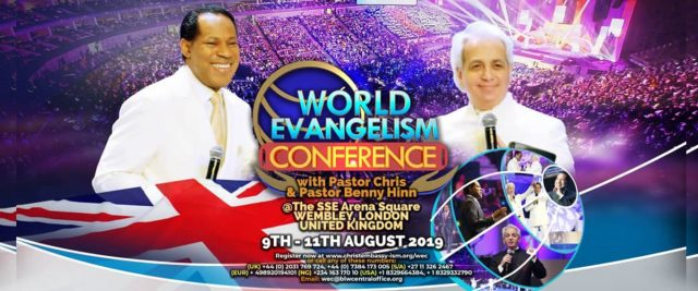 World Evangelism Conference With Pastor Chris