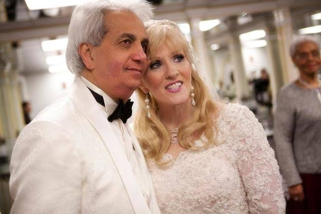 Pastor Benny Hinn with his Wife, Suzanne Harthern Hinn