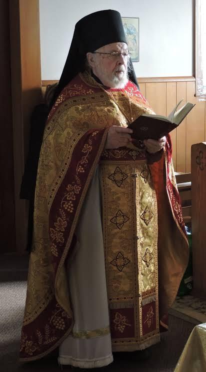Father Vladimir Tobin