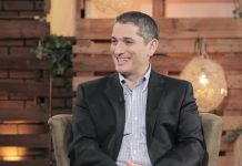 Pastor Afshin Ziafat was disowned by his family because of his faith in Jesus Christ