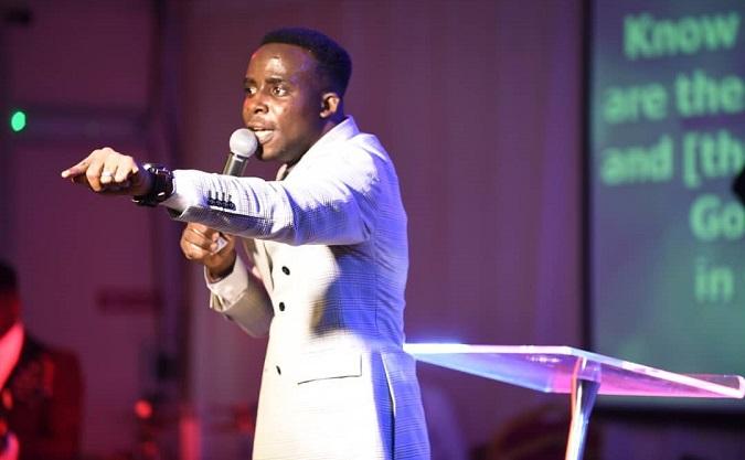RCCG Pastor Daniel Olawande