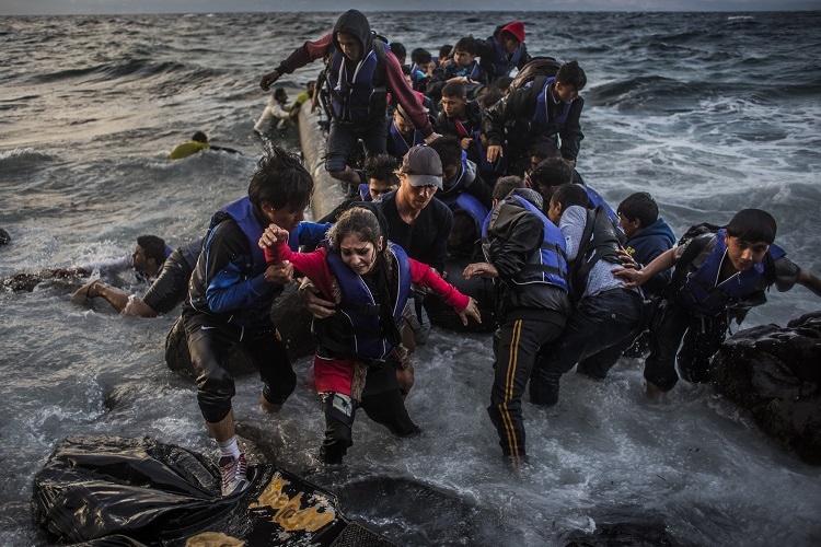 Middle Eastern Refugee Prayed To Unknown God To Calm Stormy Sea, Was Shocked As Jesus Responded