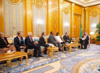 US Evangelical Leaders Meet Saudi Crown Prince