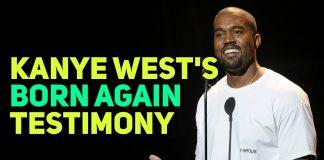 Kanye West's Born Again Testimony