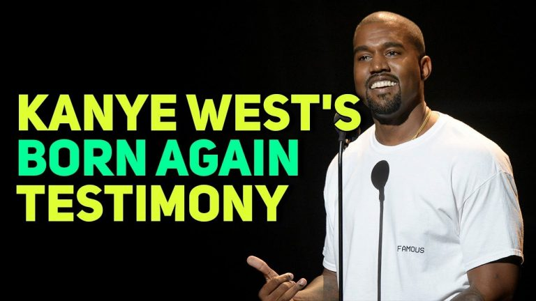 Pastor Affirms Kanye West's Conversion, Says He Discipled Him For Weeks