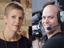Christian filmmakers Carl and Angel Larsen