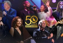 50th annual Gospel Music Association's Dove Awards