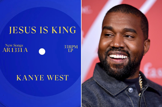 Kanye West - Jesus Is King Album Playlist-Lyrics