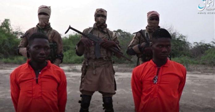 Two Nigerian Christian Aid Workers, Lawrence Duna Dacighir and Godfrey Ali Shikagham, Killed By Boko Haram, September 2019.