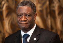 Pastor Denis Mukwege 2018 Nobel Peace Prize Winner