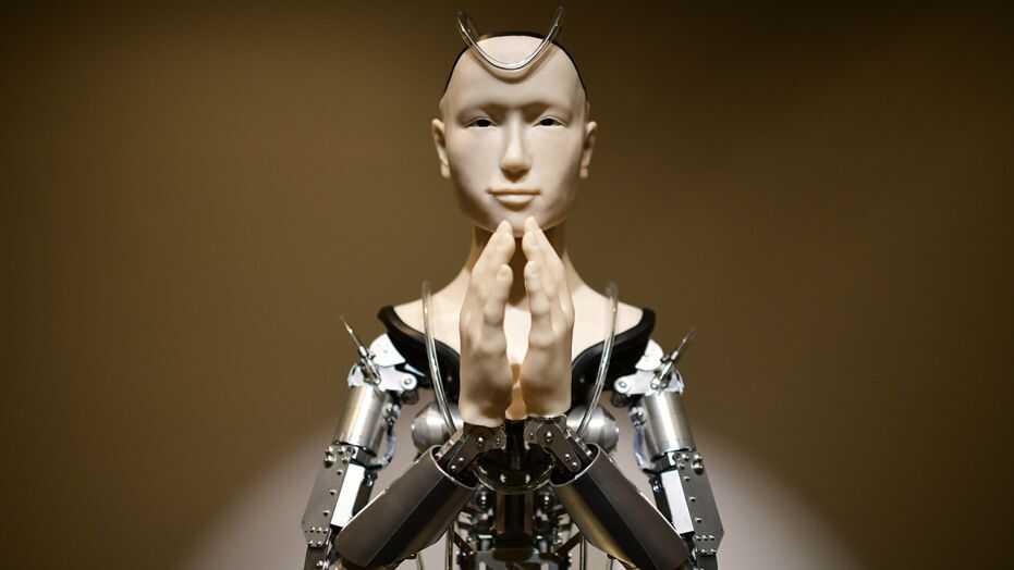 Robot priest