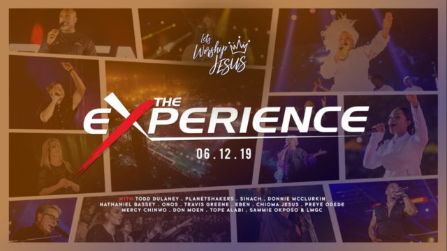 The Experience 14, 2019