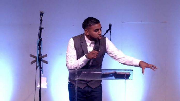 Evangelist Daniel Chand