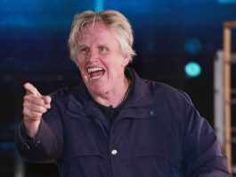 Prolific character actor Gary Busey is best known for roles in films like Lethal Weapon and Point Break.