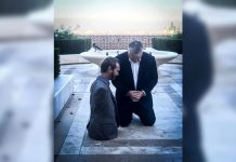 Hungary's Prime Minister Posts Photo Of Nick Vujicic And Himself Praying