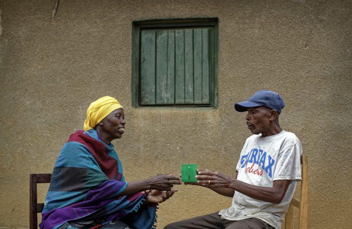 Rwanda genocide survivor Laurencia Mukalemera